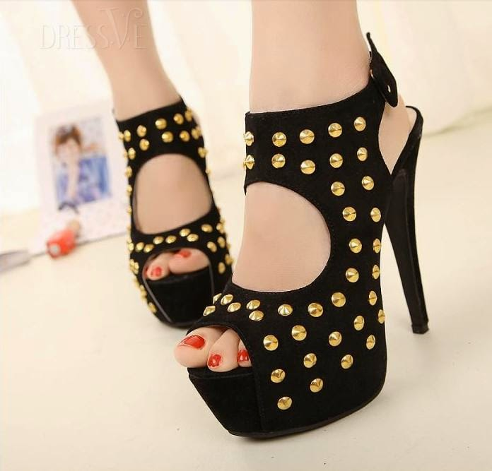 high heels prom latest and beautiful collection 2014 2015