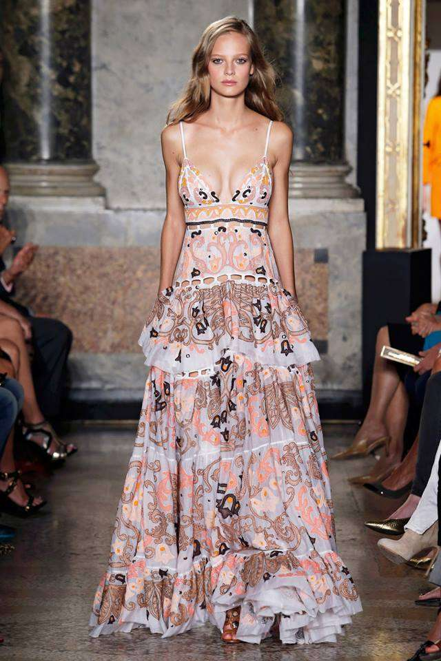 Emilio Pucci Dress Latest Summer Arrivals 2014 2015 For