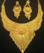 Gold Jewellery Designs New Collection 2014 2015 for Women