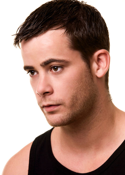 hairstyles for men with short hair trendy look 2014 2015