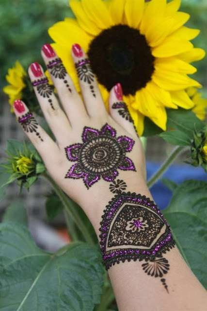 Henna Designs for Hands Latest Designs 2014 - 2015 for Women - Fashion Fist (2)