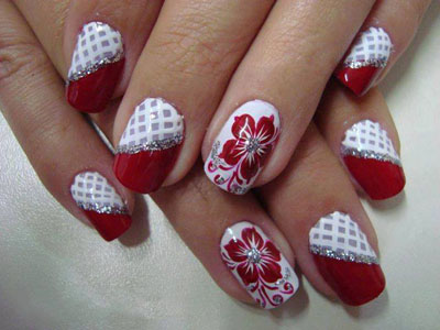 Nails Art Designs 2014 2015 For Ladies