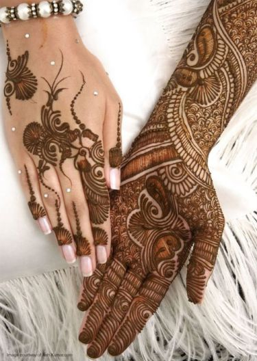 Simple Mehndi Designs Latest And Beautiful 2014 2015 For Eid