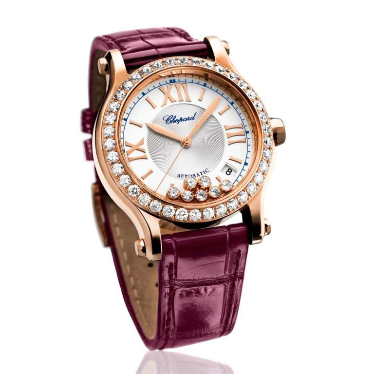 Chopard Watches Diamond Made Collection 2014 - 2015