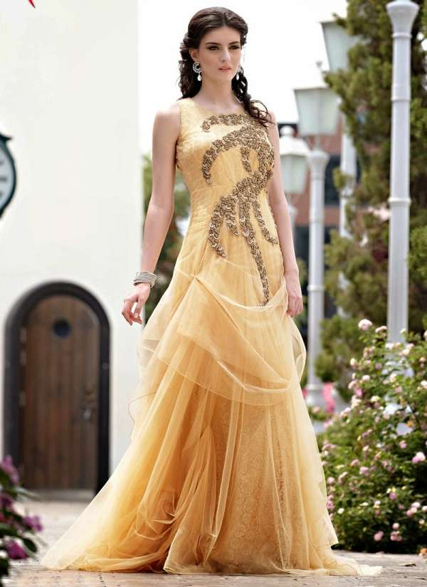 Elegant Wedding Gowns 2014 - 2015 for Women