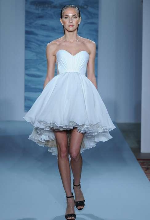 Mark Zunino Wedding Dress 2014 - 2015 For Women