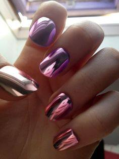 Mirror nail polish art designs 2014 2015 for women here are elegant and attractive designs to speak amerce nail polish being handsome and this bright and bold colors 2014 2015 nail collection prinsesfo Choice Image