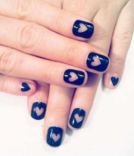Nail-Art-Designs-for-Short-Nails_ Fashion Fist (10)