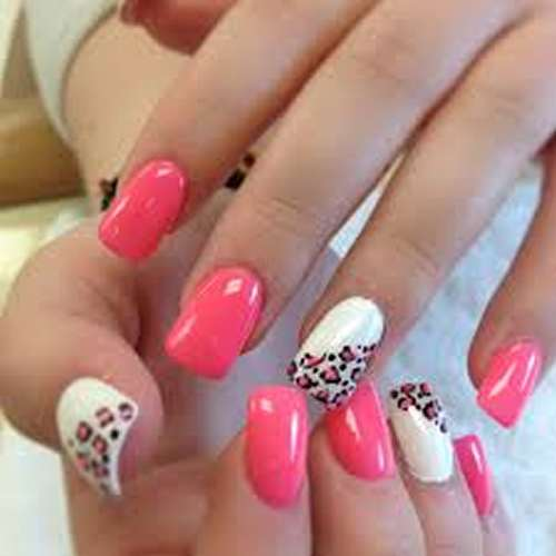 Nail Art Images For Short Nails For Girls 2014