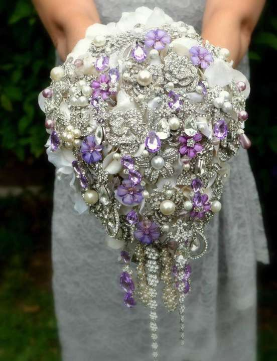 Wedding Bouquets Bridal for Prom by Ornate 2014 - 2015