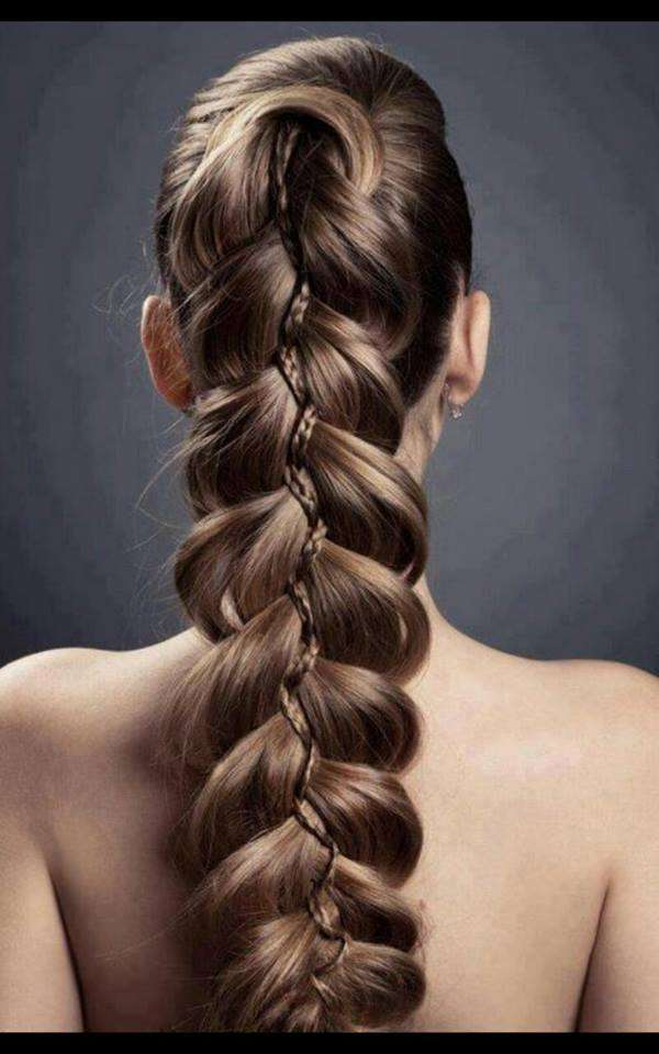 Hairstyles Wedding Intricate Braided For Women 2014 2015
