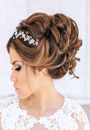 Wedding Long Hairstyles Trendy For Women 2014 - 2015 ...