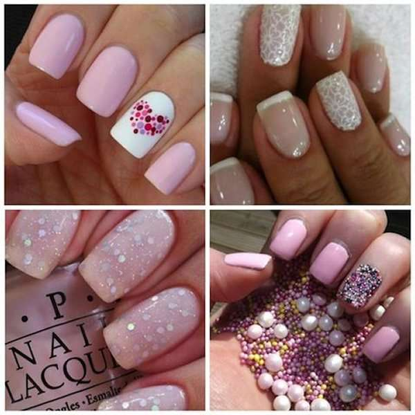Wedding Nails Designs 2014 - 2015 for Women