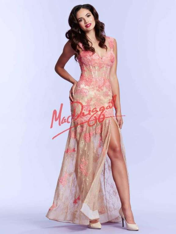 Mac Duggal Dresses for Prom Latest Collection 2014 - 2015
