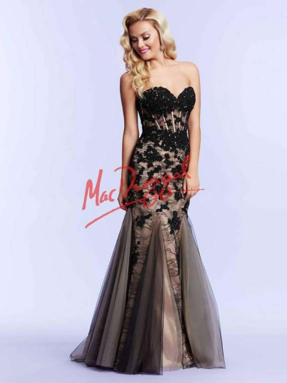 Mac Duggal Dresses For Prom Latest Collection 2014 2015