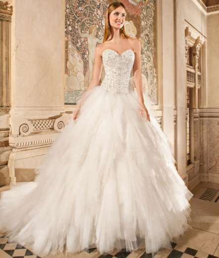 Timeless Wedding Dresses Gowns 2014 - 2015 By Demetrios for Women
