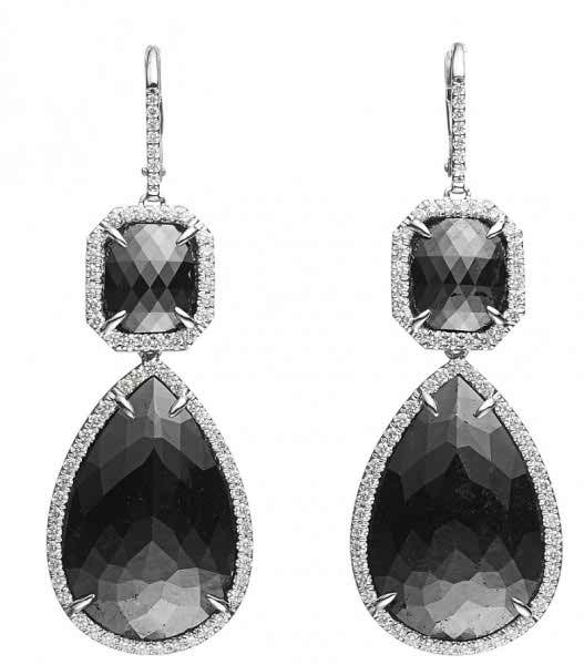 Here Are Some Beautiful Designs Diamond Earrings Black Women Below These Quite Impressive In Their