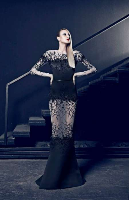 Dresses for Wedding Winter Collection by Nicolas Jerban - Fashion Fist (2)