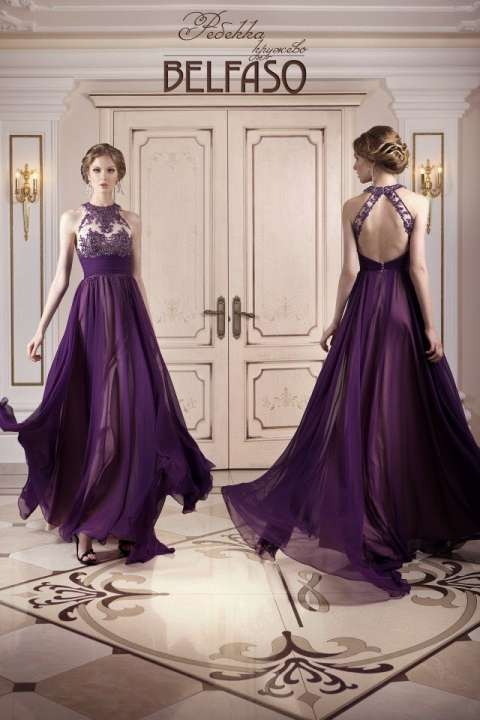 Evening Dresses 2014 2015 Collection For Women By Belfaso Lamorous
