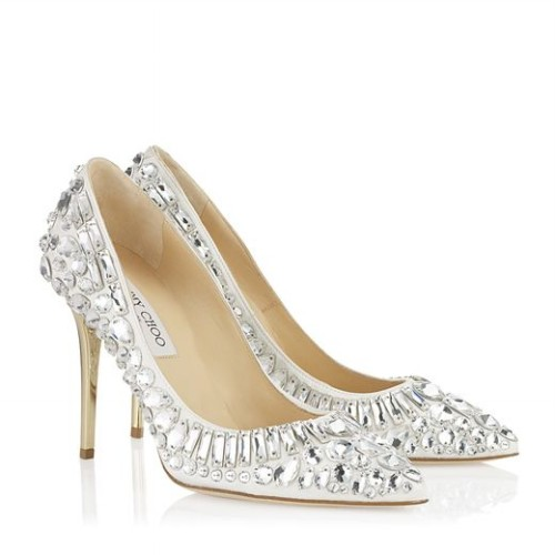 Jimmy Choo Shoes for Bridals and High