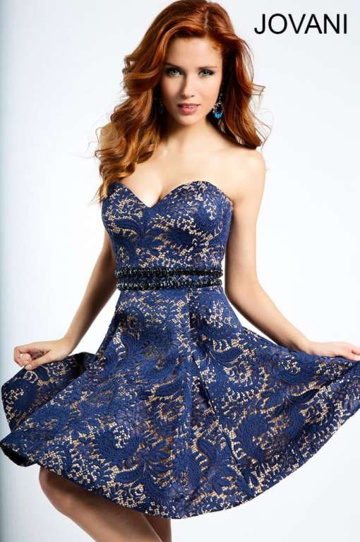 Jovani Dresses Christmas Collection 2014 for Women - Fashion Fist (9)