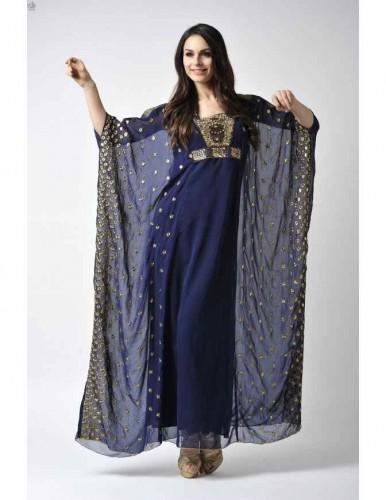 Kaftan Dresses Designs 2014 15 For Women