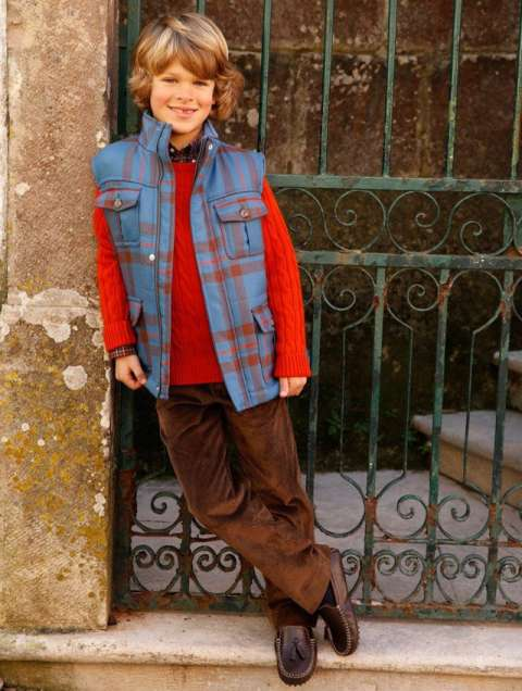 Oscar Dela Renta Kids Wear Collection 2015 - Fashion Fist (5)