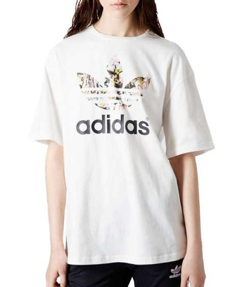 Adidas T Shirts Collection 2015 For Cute Ladies