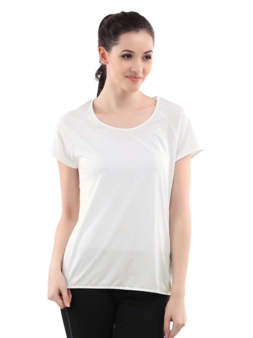 Adidas t shirts collection 2015 for cute ladies for Girls in t shirts