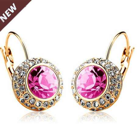 Diamond Earrings Latest Designs 2015 For Girls Fashion