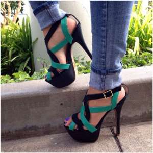 High Shoes Heel Collection 2015 For Women