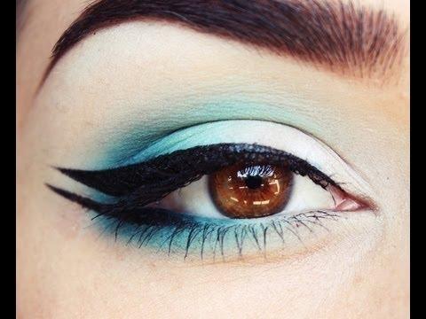 Makeup Eyeliner Tutorial 2015 For Women
