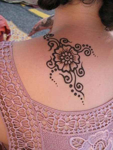 Mehndi Tattoo Styles 2015 For Women