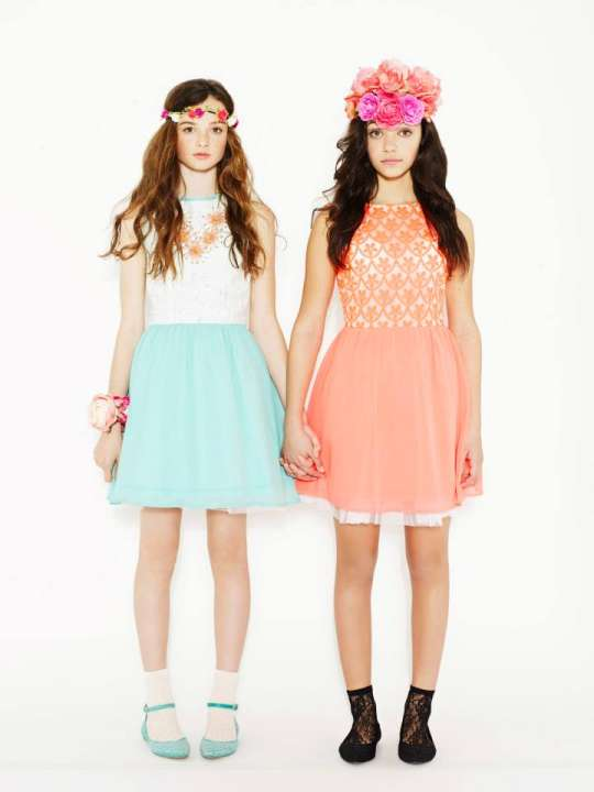 Fashion for teenage girls dresses