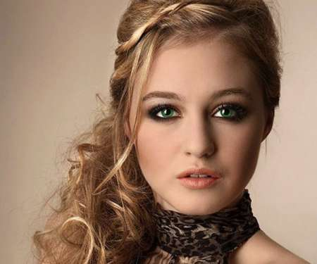 Long Hair Hairstyles Hollywood Women 2015