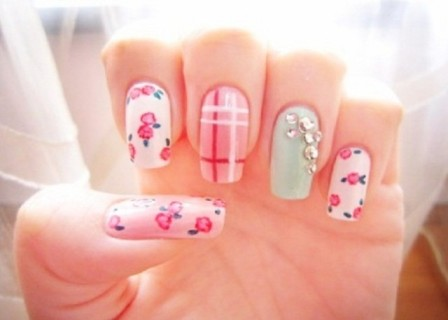 nail art designs 2016 spring - Nail Art Designs 2016 Spring Hession Hairdressing