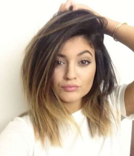 ombre hair color and styles for women 2015