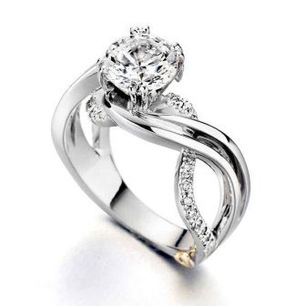 Engagement Rings Collection Latest Fashion 2017