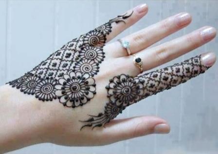 Mehndi For Girls : Mehndi designs 2015 for wedding women