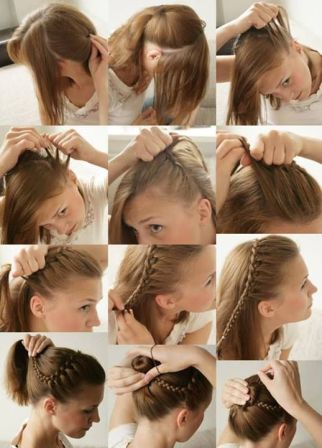 Diy Hairstyles 2015 2016 For Girls