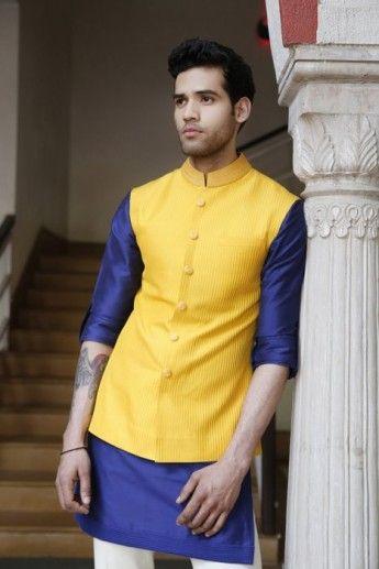Nehru Jackets A fashion That on no account Fades Away